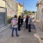 A punto de comenzar las obras de renovación de aceras y asfaltado del paraje de Los Risos2