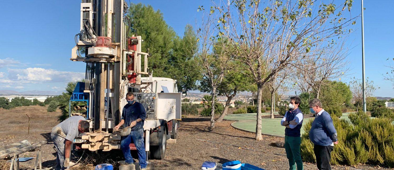 Comienzan los trabajos para crear un gran pulmón verde en el parque de la Emisora3