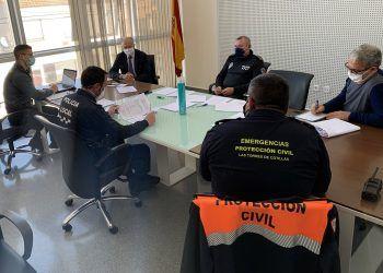 El Ayuntamiento torreño extrema la vigilancia para asegurar el cumplimiento de las restricciones ante la pandemia
