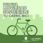 CARRIL BICI Las Torres de Cotillas