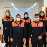Miembros de Protección Civil formados como rastreadores COVID Las Torres de Cotillas