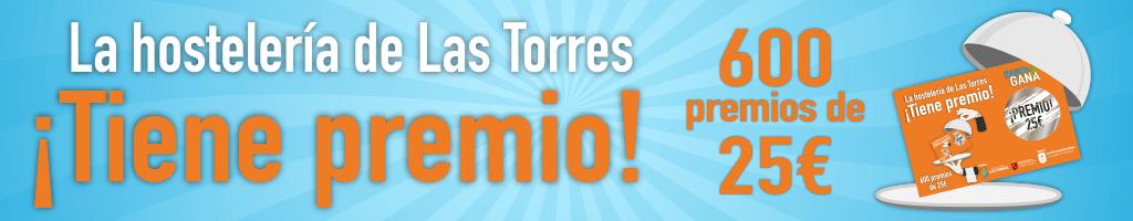 Banner La hostelería de Las Torres