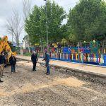 Comienzan las obras de adecuación del entorno de la calle Bartolomé Ródenas2