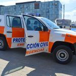 Protección Civil incorpora un vehículo todoterreno y un sistema seguro de telecomunicaciones
