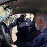 Protección Civil incorpora un vehículo todoterreno y un sistema seguro de telecomunicaciones5