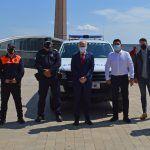 Protección Civil incorpora un vehículo todoterreno y un sistema seguro de telecomunicaciones6 1