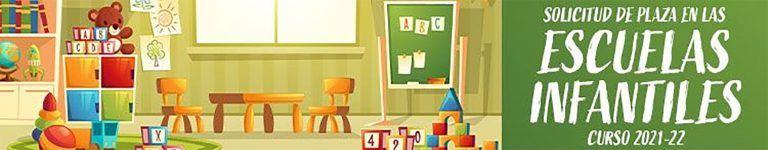 escuelas infantiles 2021 22