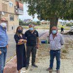 Arrancan las obras de renovación integral de la plaza del barrio del Carmen y su entorno