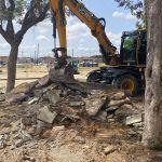 Arrancan las obras de renovación integral de la plaza del barrio del Carmen y su entorno2