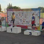 La atleta torreña Carmen Martínez bronce en categoría sub 10 de Los Mayos de Alhama