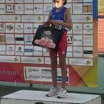 La atleta torreña Carmen Martínez bronce en categoría sub 10 de Los Mayos de Alhama2