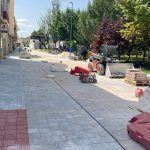Las obras de adecuación del entorno de la calle Bartolomé Ródenas a buen ritmo2