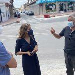 Las obras de adecuación del entorno de la calle Bartolomé Ródenas a buen ritmo3