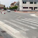 Las obras de adecuación del entorno de la calle Bartolomé Ródenas a buen ritmo4