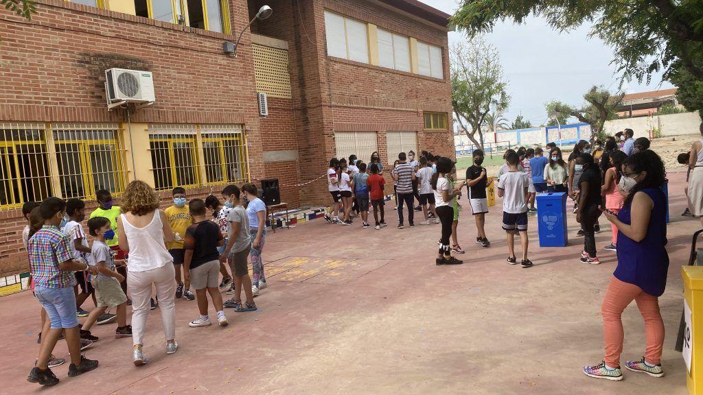 """210619 Clausura a la IX Semana Cultural """"Antes que sea tarde"""" en el CEIP Vista Alegre 01"""