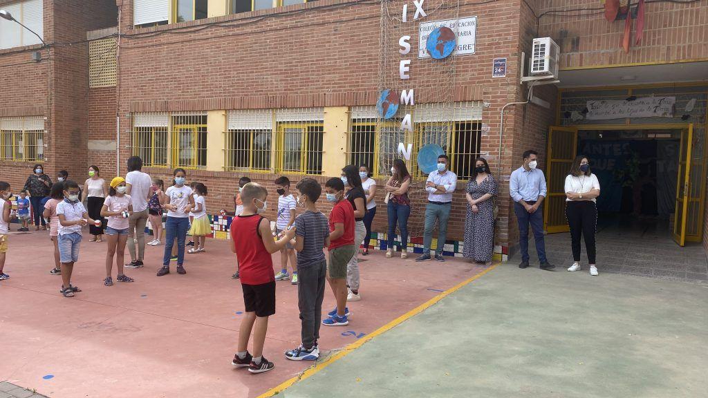 """210619 Clausura a la IX Semana Cultural """"Antes que sea tarde"""" en el CEIP Vista Alegre 02"""