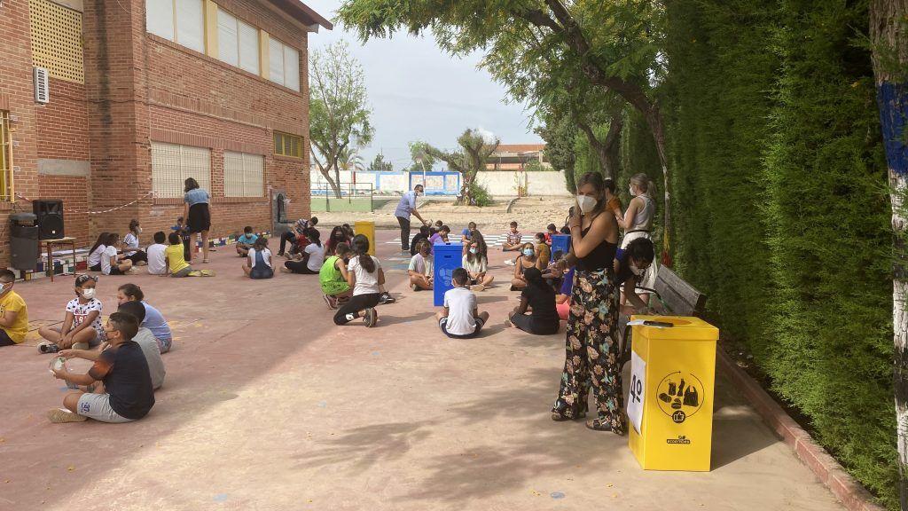 """210619 Clausura a la IX Semana Cultural """"Antes que sea tarde"""" en el CEIP Vista Alegre 04"""