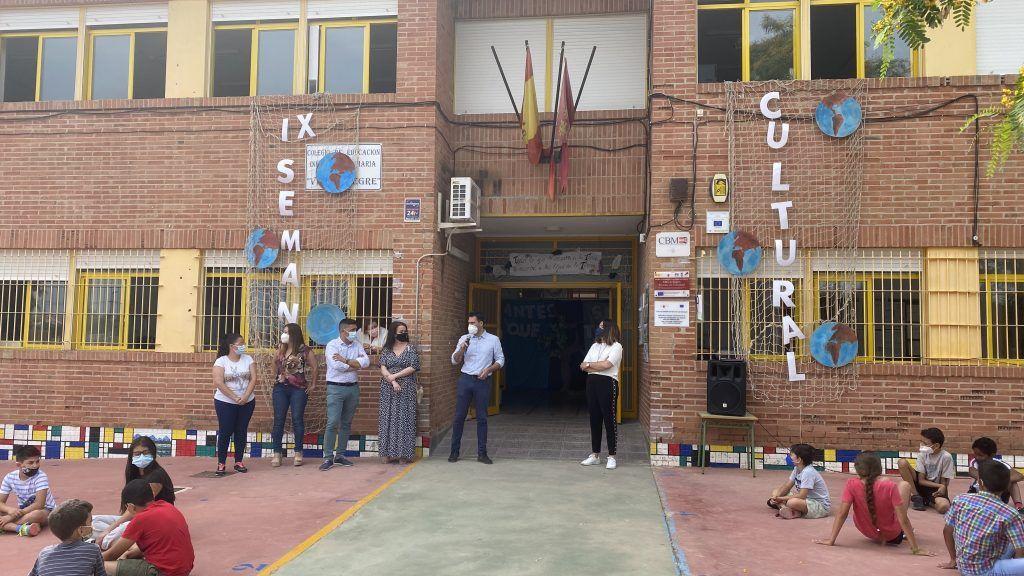 """210619 Clausura a la IX Semana Cultural """"Antes que sea tarde"""" en el CEIP Vista Alegre 05"""