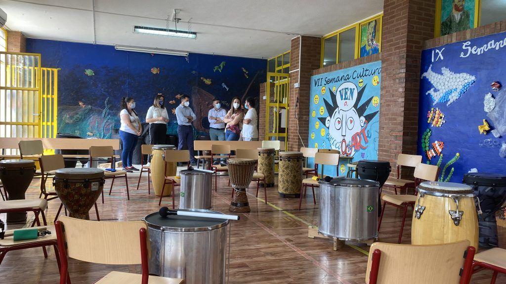 """210619 Clausura a la IX Semana Cultural """"Antes que sea tarde"""" en el CEIP Vista Alegre 07"""
