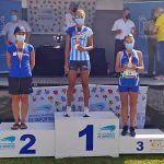La atleta torreña Isabel Sandoval subcampeona nacional absoluto y oro en máster de ultrafondo