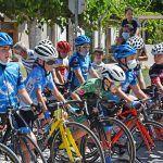 Las Torres de Cotillas sede del circuito regional de escuelas de ciclismo