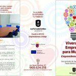 TRÍPTICO Vivero de empresas para mujeres LTC exterior