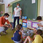 150 menores de 3 a 12 años disfrutan del programa Concilia Ocio Verano6