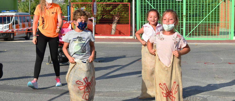 Diversión para toda la familia con la jornada de actividades culturales y juegos tradicionales