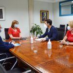 El alcalde torreño y la vicepresidenta regional se reúnen por el futuro complejo para mayores y personas con discapacidad2