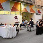 El barrio del Carmen homenajea a su patrona con una misa al aire libre