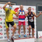 El torreño Ángel Salinas se cuelga tres oros en el regional máster de atletismo2