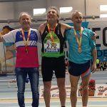 El torreño Ángel Salinas se cuelga tres oros en el regional máster de atletismo3