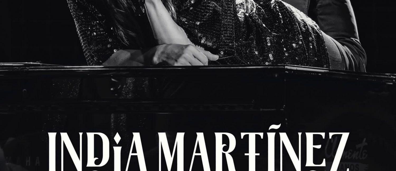 India Martínez concierto Las Torres de Cotillas