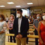 Los vecinos de La Loma despidieron con una misa las fiestas de San Joaquín2