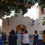 Los vecinos de La Loma despidieron con una misa las fiestas de San Joaquín3