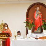 Los vecinos de La Loma despidieron con una misa las fiestas de San Joaquín4