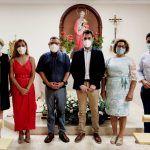Los vecinos de La Loma despidieron con una misa las fiestas de San Joaquín5