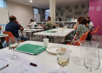 Arranca el curso gratuito de iniciación a la cata de vinos con éxito de participación3