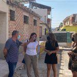 Comienzan las obras de renovación de las infraestructuras urbanas de la calle Pablo Neruda