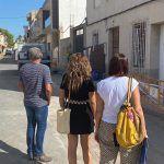 Comienzan las obras de renovación de las infraestructuras urbanas de la calle Pablo Neruda3