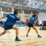 El Bádminton Las Torres logra 21 oros y 5 platas en el campeonato regional sénior2