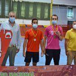 Tres oros una plata y tres bronces para el Bádminton Las Torres en la prueba de Ronda del circuito nacional sénior4