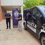 Una nueva furgoneta para el servicio de la Policía Local de Las Torres de Cotillas