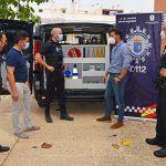 Una nueva furgoneta para el servicio de la Policía Local de Las Torres de Cotillas3