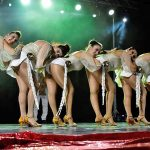 """Al Son de Eva"""" protagoniza una """"Noche Latina"""" con baile y música en directo6"""