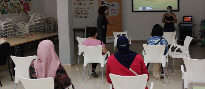 Comienzan en el barrio del Carmen los talleres de concienciación sobre violencia de género para población inmigrante