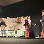 "IX certamen de teatro amateur ""Juan Baño"" ""Materia reservada"""
