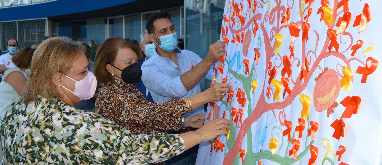 Las Torres de Cotillas conmemora el día de la salud mental