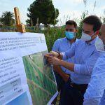 Las Torres de Cotillas y Molina de Segura firman el convenio para construir la pasarela peatonal que unirá La Loma con La Ribera2