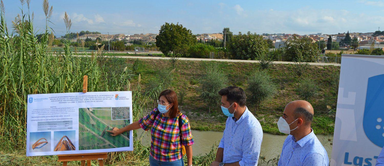 Las Torres de Cotillas y Molina de Segura firman el convenio para construir la pasarela peatonal que unirá La Loma con La Ribera3